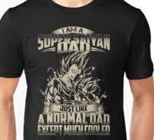 Super Saiyan Vegeta And Trunks Father And Son Unisex T-Shirt