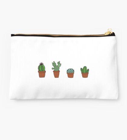Cacti Studio Pouch