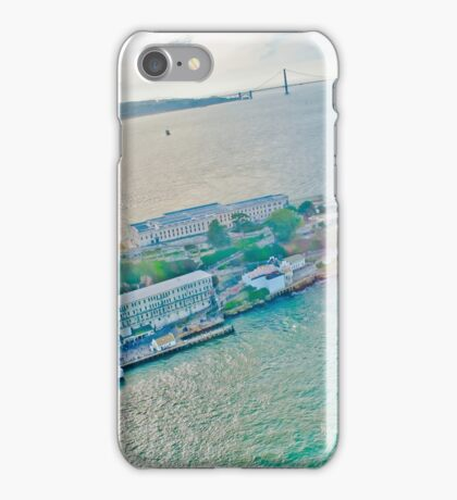 Aerial Dimensions SF  iPhone Case/Skin