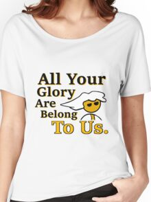 Steam PC Master Race All Your Glory Women's Relaxed Fit T-Shirt