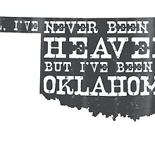 Oklahoma Heaven - gray by medallion