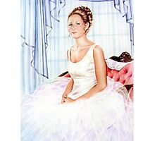 Before the Ball  Graduation Photographic Print