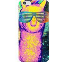 Super Space Alpaca iPhone Case/Skin