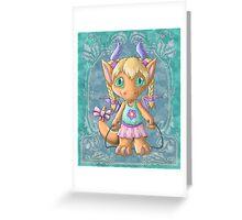 Kootie Patootie #1: Izzie Greeting Card