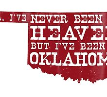 Oklahoma Heaven - Red by colorhouse