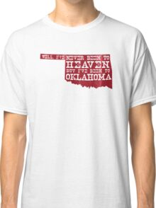 Oklahoma Heaven - Red Classic T-Shirt