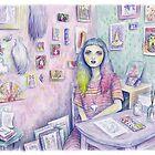 My Studio by brettisagirl