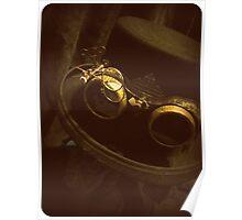Steampunk Gentlemen's Hat 1.0 Poster