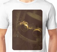 Steampunk Gentlemen's Hat 1.0 Unisex T-Shirt