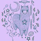 Alpaca Cookie by brettisagirl