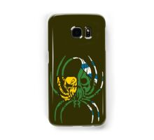 VANCOUVER SPIDER SKULL FLAG BC  Samsung Galaxy Case/Skin