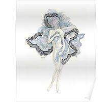 Blanketed Venus Poster