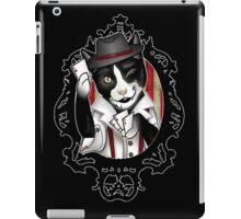 Dude the Mischievous  iPad Case/Skin