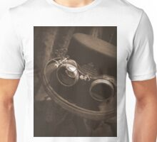 Steampunk Gentlemen's Hat 1.1 Unisex T-Shirt