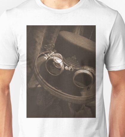 Steampunk Gentlemen's Hat 1.1 Unisex T-Shirt
