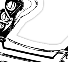 Fullmetal Alchemist - Rockbell Automail Mechanic Sticker