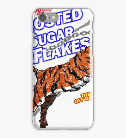 Frosted Sugar Flakes iPhone Case/Skin