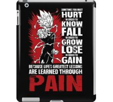 Super Saiyan Vegeta Shirt iPad Case/Skin