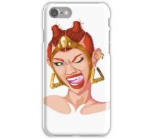 Teela - Rappers of the Universe [He-Man] iPhone Case/Skin