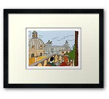 Rome, Italy Framed Print