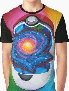 Pokemon Universe Graphic T-Shirt