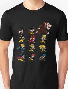 Super Saiyan Goku shirt Unisex T-Shirt