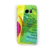 Collage Nr. 8 : Roanoke Island Samsung Galaxy Case/Skin