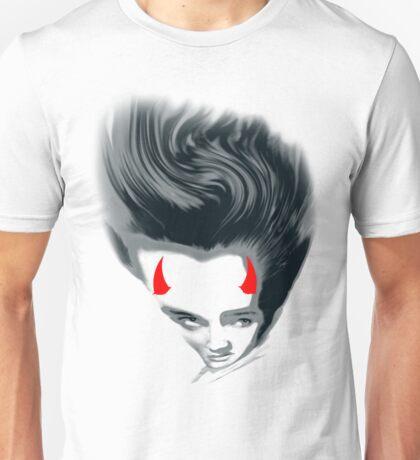 the opposite of elvis Unisex T-Shirt