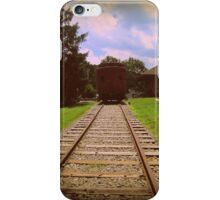 Vintage Train iPhone Case/Skin