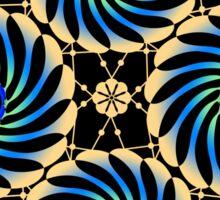 Seamless abstract pattern.  Sticker
