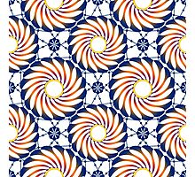 Seamless abstract pattern.  Photographic Print