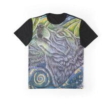 Spirit of the Aurora Graphic T-Shirt