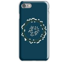 Ingress Loading Screen iPhone Case/Skin
