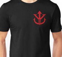 Super Saiya Vegeta Crest Shirt Unisex T-Shirt