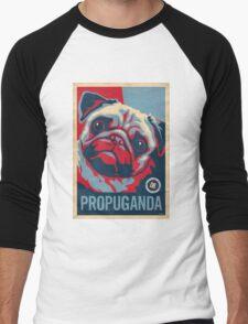 P*R*O*P*U*G*A*N*D*A Men's Baseball ¾ T-Shirt