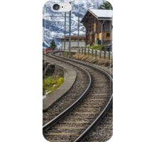 Swiss Railway iPhone Case/Skin