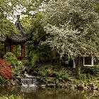 Chinese garden in spring by Thea 65