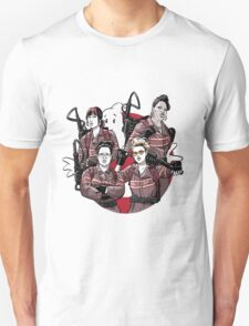 Ghostbusters Team Unisex T-Shirt