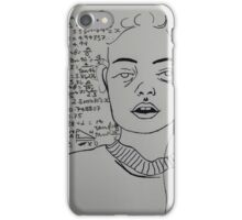 Trigonometry iPhone Case/Skin