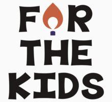 For The Kids--Clemson University One Piece - Short Sleeve