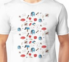 Sealed With A Kiss Unisex T-Shirt