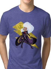 FIERCE LIKE LIGHTNING Tri-blend T-Shirt
