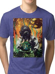 Deep Sea Fungi Tri-blend T-Shirt