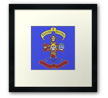 Masters Of The Universe : Appetite For Eterna Framed Print