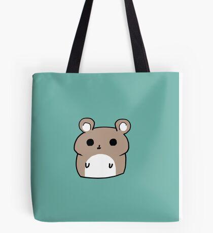 Chibi Hamster Tote Bag