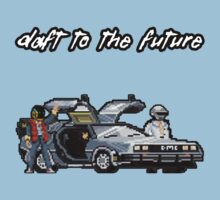 Daft to the future by Lodovico