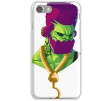 TrapJaw - Rappers of the Universe [He-Man] iPhone Case/Skin
