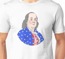 The Founding Bros: Ben Franklin Unisex T-Shirt