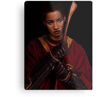 Rose Granger-Weasley Metal Print