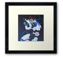 Lance - Voltron Legendary Defender Framed Print